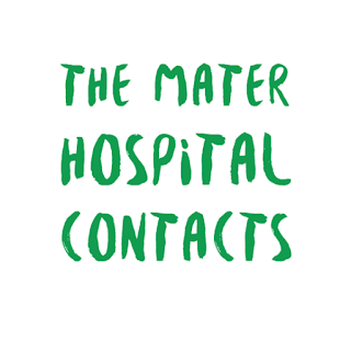 Mater Hospital Contacts